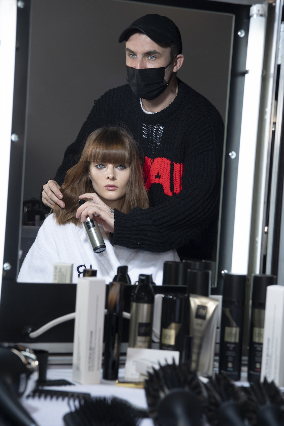 GHD backstage 2021