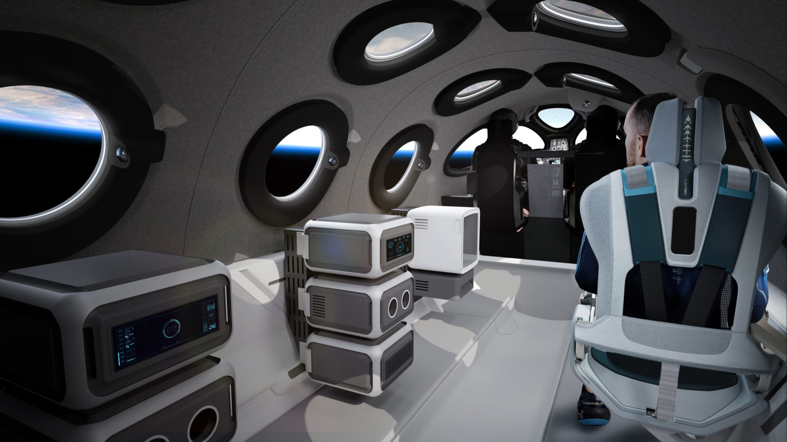 Virgin Galactic Spaceship Cabin In Payload Configuration 1 1600x900