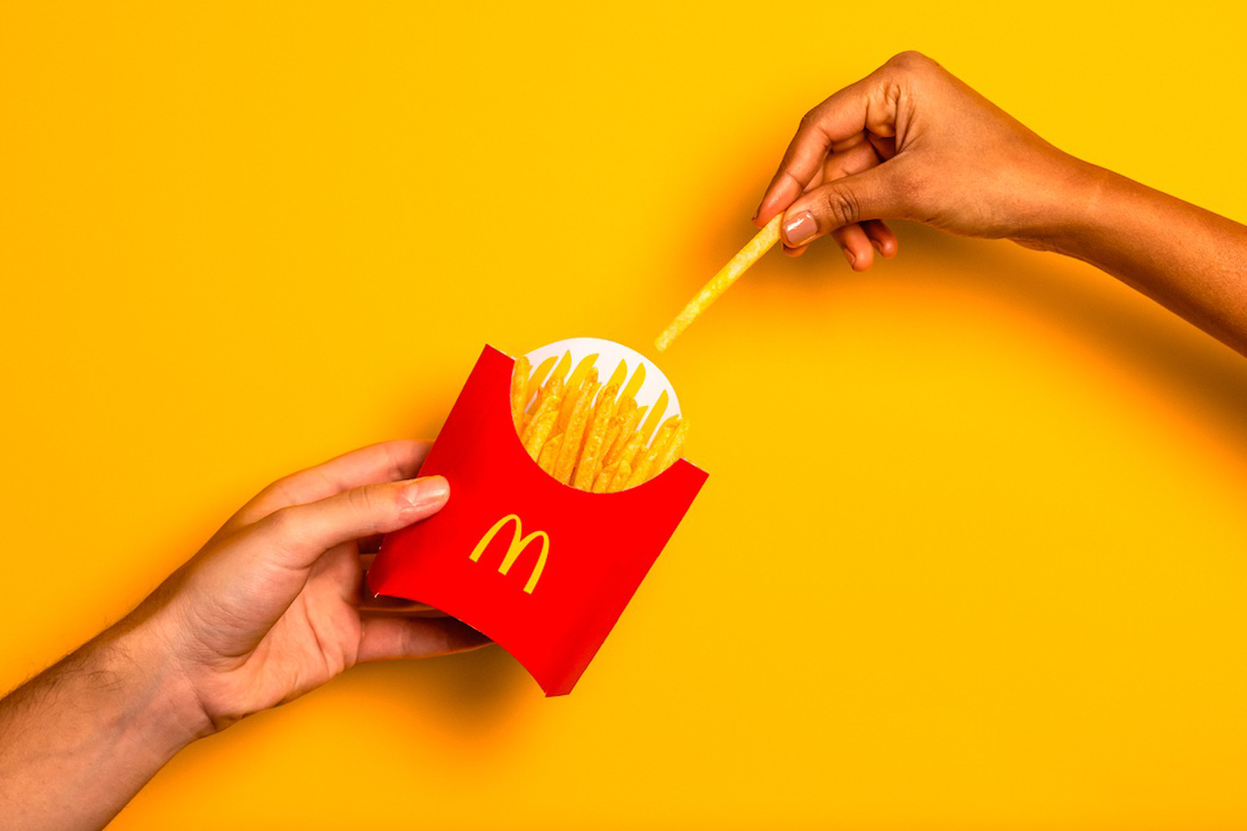 mcdonalds redesign rebranding packaging containers 01