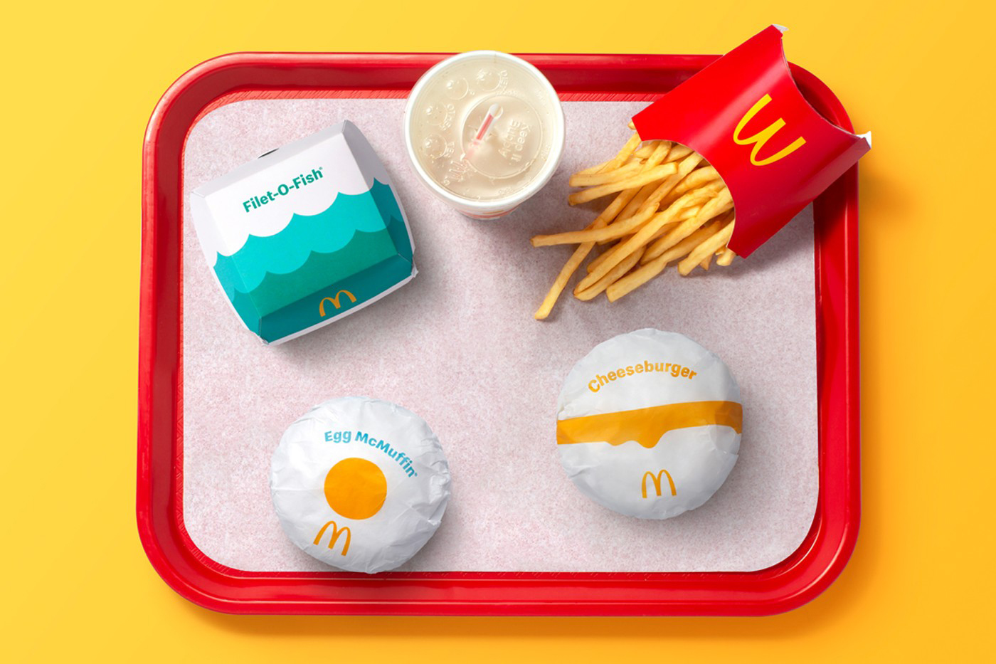 mcdonalds redesign rebranding packaging containers 04